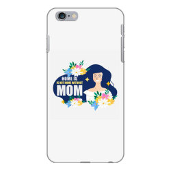 mom home without mom iPhone 6 Plus/6s Plus Case | Artistshot