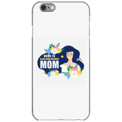 mom home without mom iPhone 6/6s Case | Artistshot