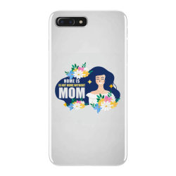 mom home without mom iPhone 7 Plus Case | Artistshot