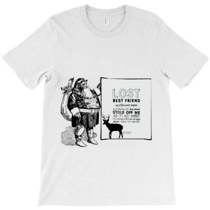 Santa Claus T-shirt Designed By Uniquetouch