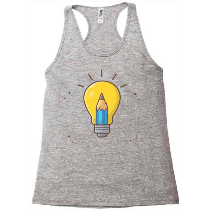 Creative Idea Racerback Tank Designed By Lenart