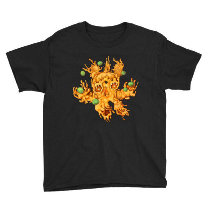 M Is For Macreepy Mac And Cheese Youth Tee Designed By Kikoeart