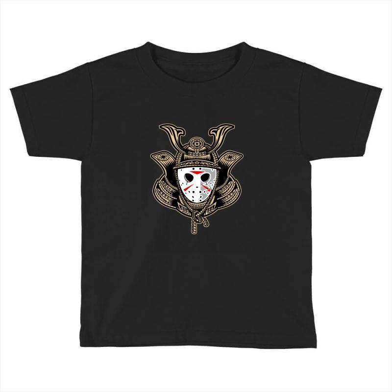 Samurai Jason Toddler T-shirt | Artistshot