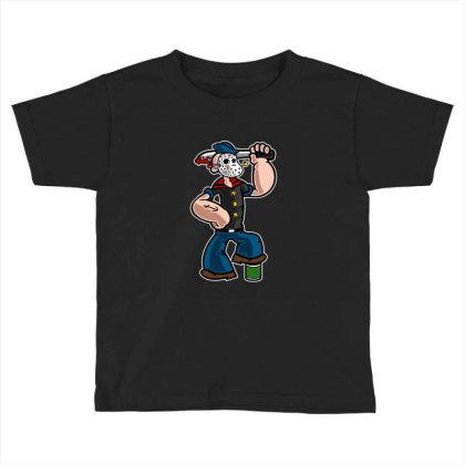 Sailor Mass Murderer Toddler T-shirt Designed By Douglasstencil