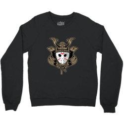 samurai jason Crewneck Sweatshirt | Artistshot