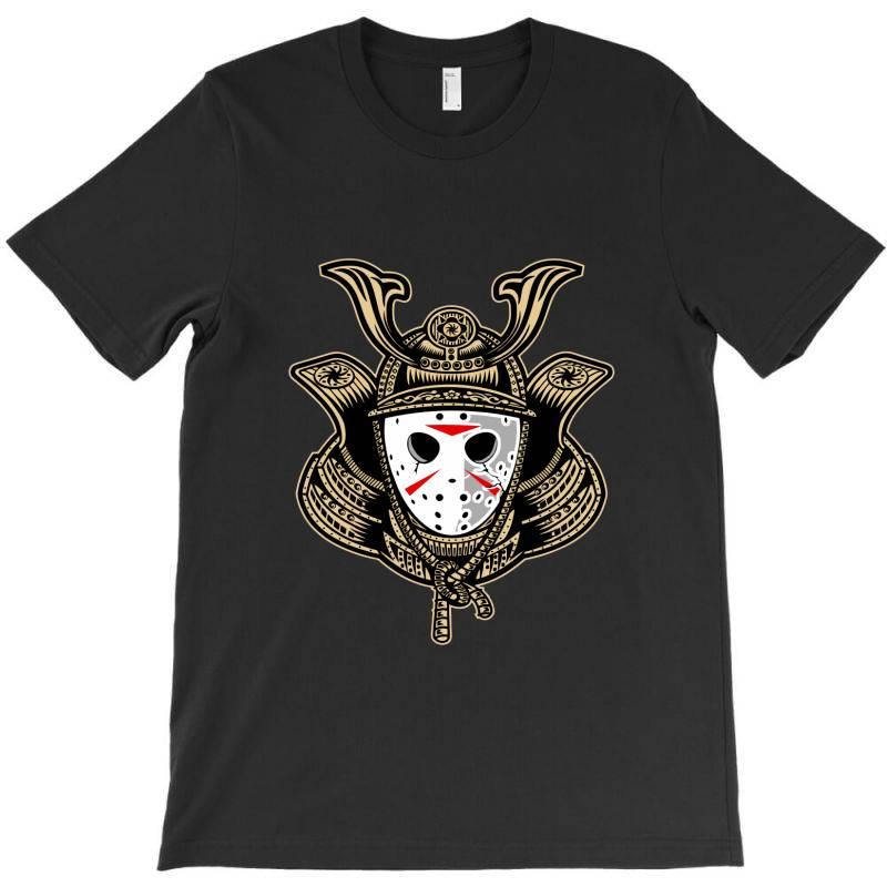 Samurai Jason T-shirt | Artistshot