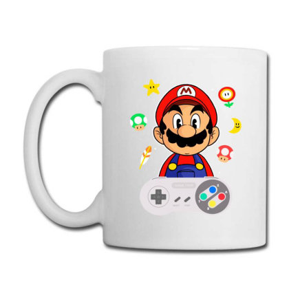 Console Mario Coffee Mug Designed By Douglasstencil