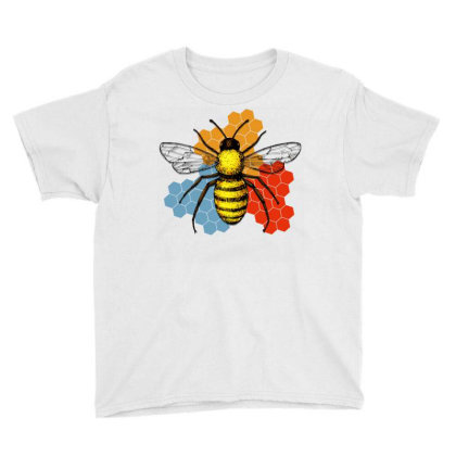 Honeycomb Youth Tee Designed By Gurkan