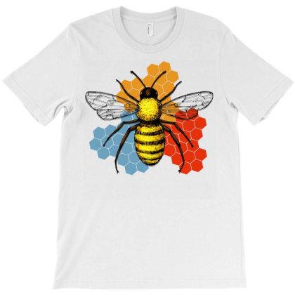 Honeycomb T-shirt Designed By Gurkan