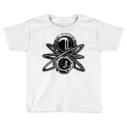 Helmet Comics Toddler T-shirt Designed By Mysticalbrain
