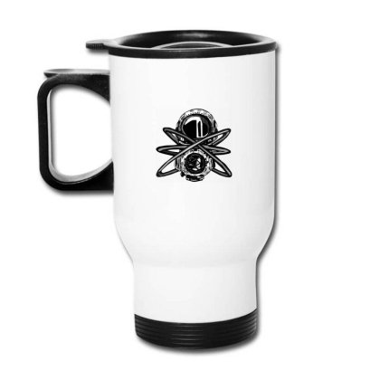 Helmet Comics Travel Mug Designed By Mysticalbrain