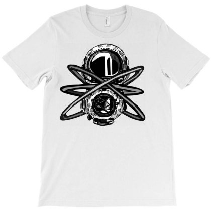 Helmet Comics T-shirt Designed By Mysticalbrain
