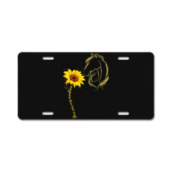 you are my sunshine horse License Plate | Artistshot