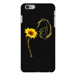 you are my sunshine horse iPhone 6 Plus/6s Plus Case | Artistshot