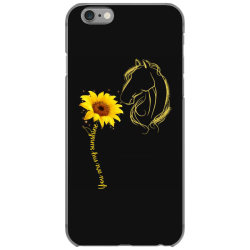 you are my sunshine horse iPhone 6/6s Case | Artistshot