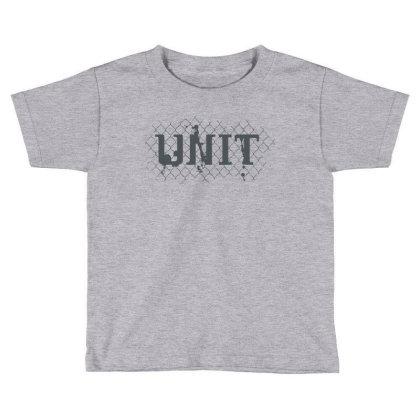 Unit Toddler T-shirt Designed By Estore