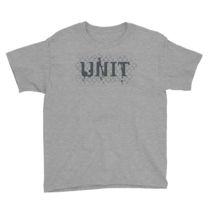 Unit Youth Tee Designed By Estore