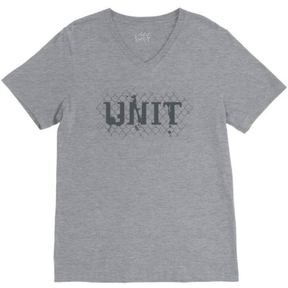 Unit V-neck Tee Designed By Estore