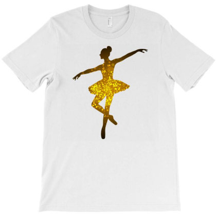 Ballerina T-shirt Designed By 90stings