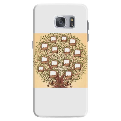 Family Trees Samsung Galaxy S7 Case Designed By Vj4170