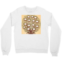 Family trees Crewneck Sweatshirt | Artistshot