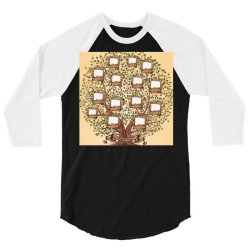 Family trees 3/4 Sleeve Shirt | Artistshot