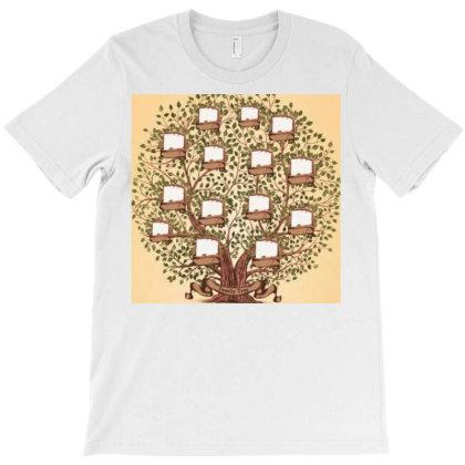 Family Trees T-shirt Designed By Vj4170