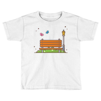 Outdoor Park Toddler T-shirt Designed By Lenart
