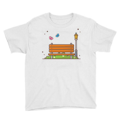 Outdoor Park Youth Tee Designed By Lenart