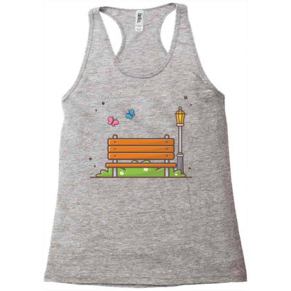Outdoor Park Racerback Tank Designed By Lenart