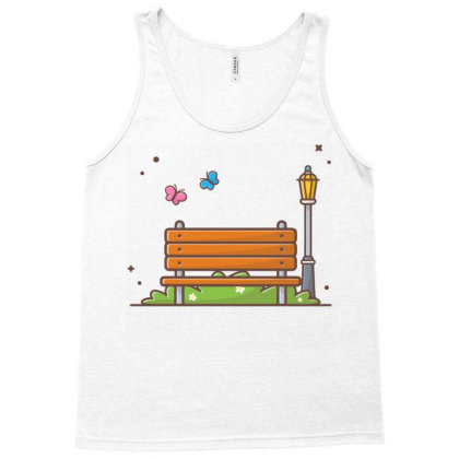 Outdoor Park Tank Top Designed By Lenart