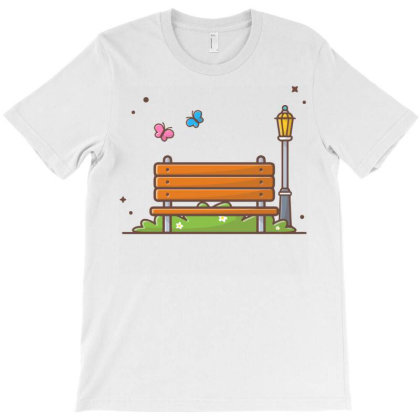 Outdoor Park T-shirt Designed By Lenart