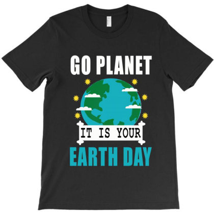 Earth Day 50th Anniversary 2020 T-shirt Designed By Elegance99