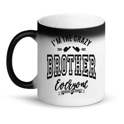 Brother Magic Mug Designed By Chris Ceconello