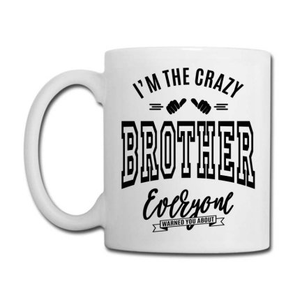 Brother Coffee Mug Designed By Chris Ceconello