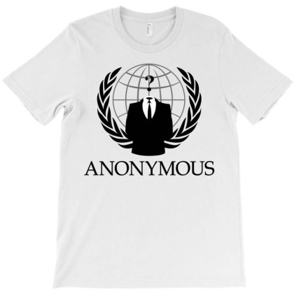 French Firm Anonymous Ire T-shirt Designed By Allentees