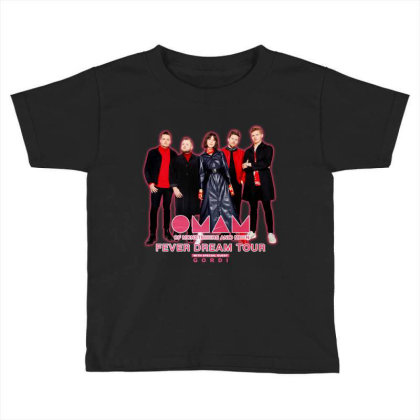 New Oman Of Monsters And Men Gordi Fever Dream Tour 2020 Toddler T-shirt Designed By Robcornell830503