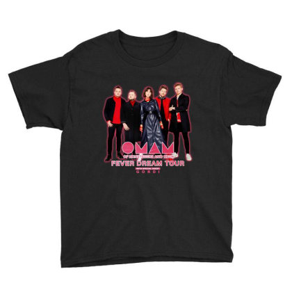 New Oman Of Monsters And Men Gordi Fever Dream Tour 2020 Youth Tee Designed By Robcornell830503