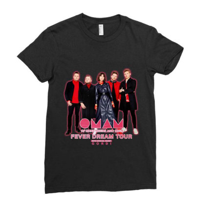 New Oman Of Monsters And Men Gordi Fever Dream Tour 2020 Ladies Fitted T-shirt Designed By Robcornell830503