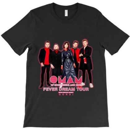 New Oman Of Monsters And Men Gordi Fever Dream Tour 2020 T-shirt Designed By Robcornell830503