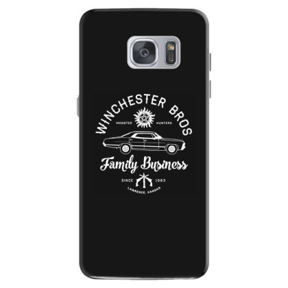 Family Business   Winchester Bros   Occult Horror Samsung Galaxy S7 Case Designed By G3ry