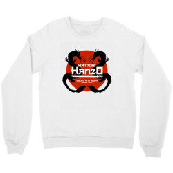 Sword and Sushi Crewneck Sweatshirt | Artistshot