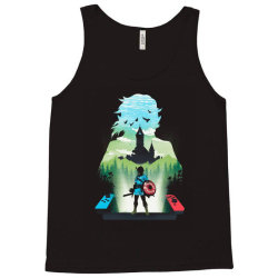Wild Legend Hero Tank Top | Artistshot