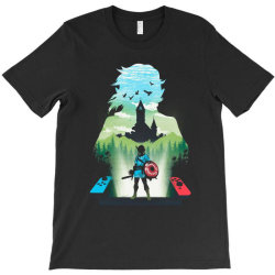 Wild Legend Hero T-Shirt | Artistshot