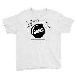 Bomb Youth Tee | Artistshot