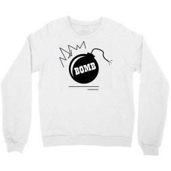 Bomb Crewneck Sweatshirt | Artistshot
