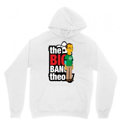 Funny Big Bang Theory Sheldon, Ideal Gift Or Birthday Present. Unisex Hoodie Designed By Mdk Art