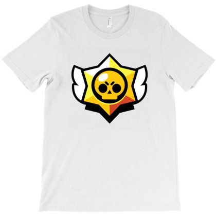 Gaming Brawl Stars!!! T-shirt Designed By Felicity