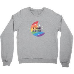 Love pride day Crewneck Sweatshirt   Artistshot