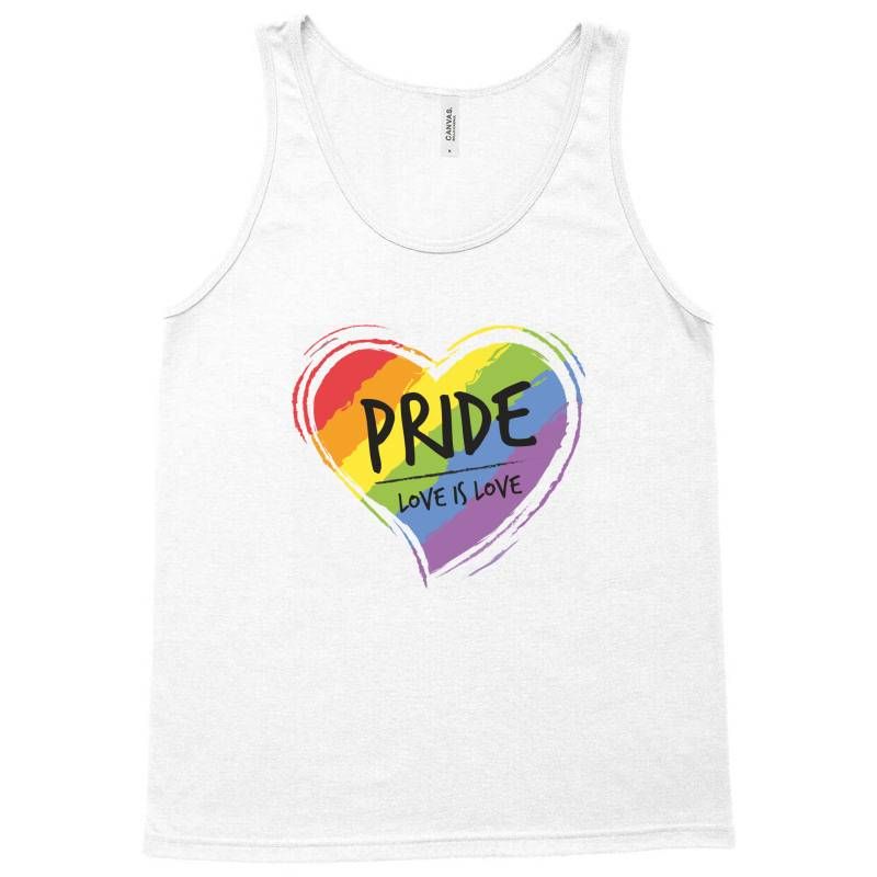 Love Is Love, Pride Day Tank Top | Artistshot